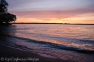 Torch Lake sunset-4