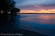 Torch Lake sunset-5
