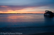 Torch Lake sunset-6