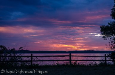 Torch Lake Sunset-2
