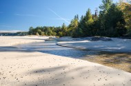 Miners River and Beach-2