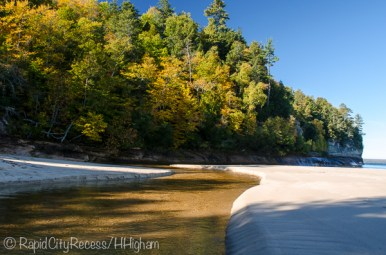 Miners River and Beach