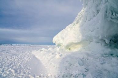 Leelanau Ice Formations