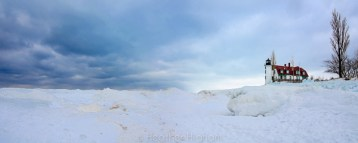 Pt Betsie panorama