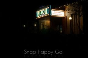 Bijou at night