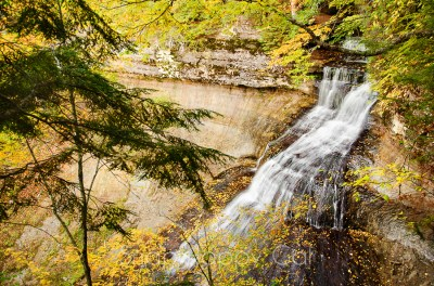 Pictured Rocks - Chapel Falls