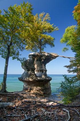 Pictured Rocks - Chapel Rock