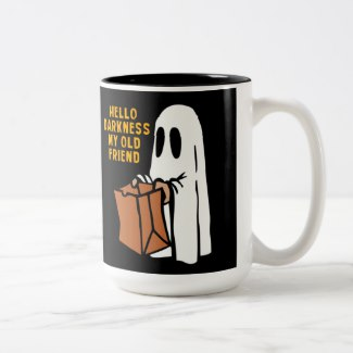 Hello Darkness Mug