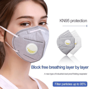 kn 95 mask with filter