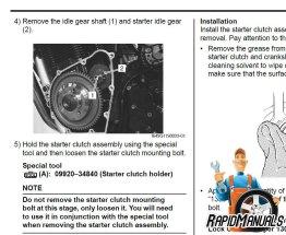 Club Car Engine & Drivetrain Repair and Rebuild Manual