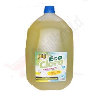 Cloro 5 litros Eco cloro