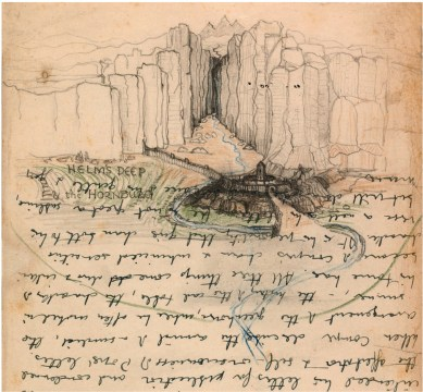 Helm's Deep & the Hornburg