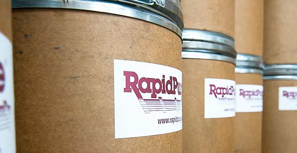 RapidPurge Thermoplastic Purging Compounds in Barrels