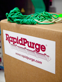 Why use RapidPurge Thermoplastic Purging Compounds