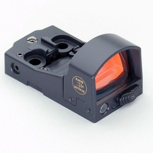 Rapid Reticle Sops Compact Red Dot Sight
