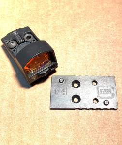 mini red dot sight sops compact