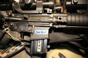 .300 Blk with Rapid reticle