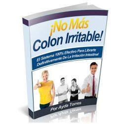 No Más Colon Irritable Product Image