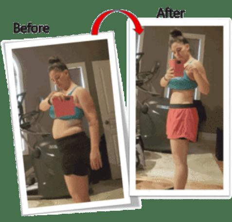 Organic Total Body Reboot Results