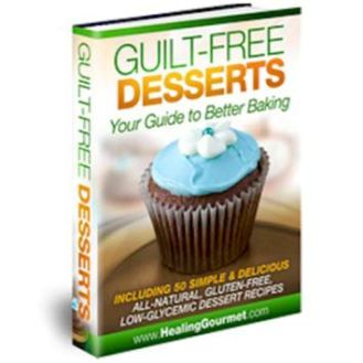 Guilt Free Desserts product image