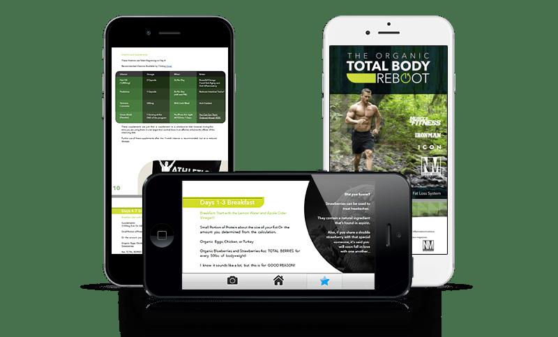 Organic Total Body Reboot