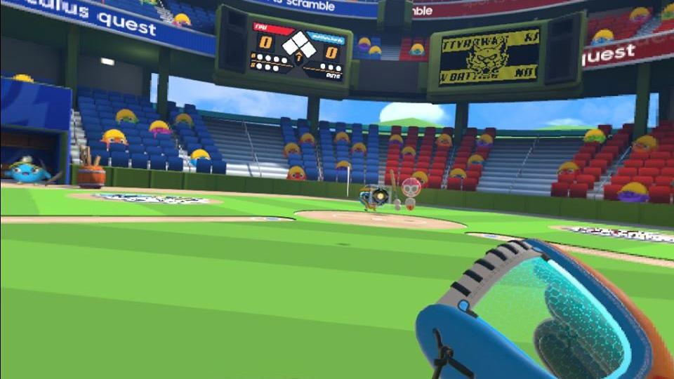 sports scramble pitching