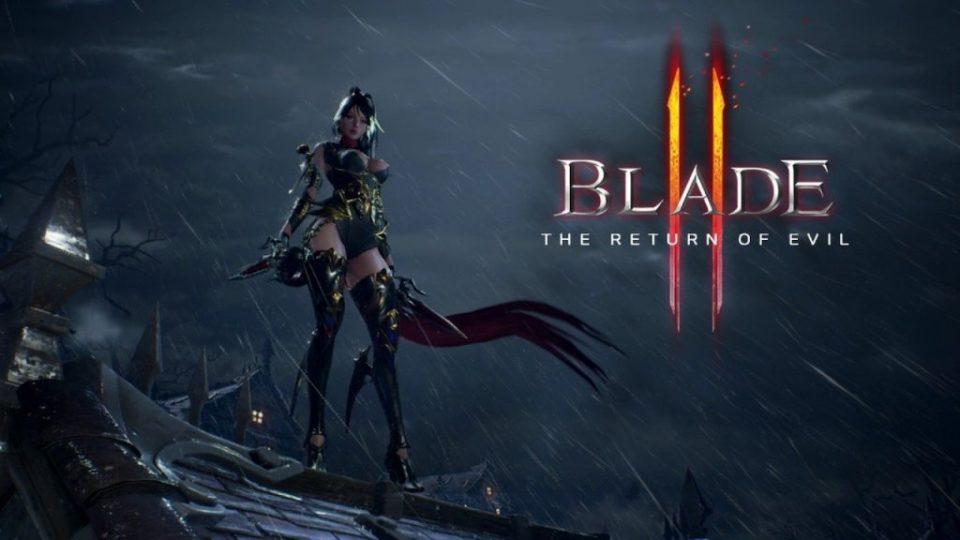 Blade II: The Return of Evil Nintendo Switch