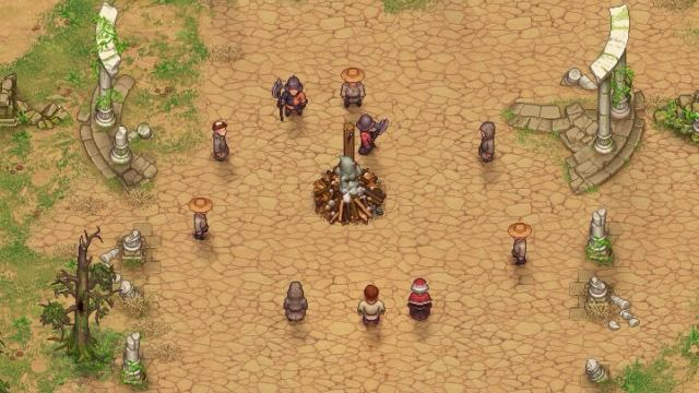 Witch Hunting with Graveyard Keeper