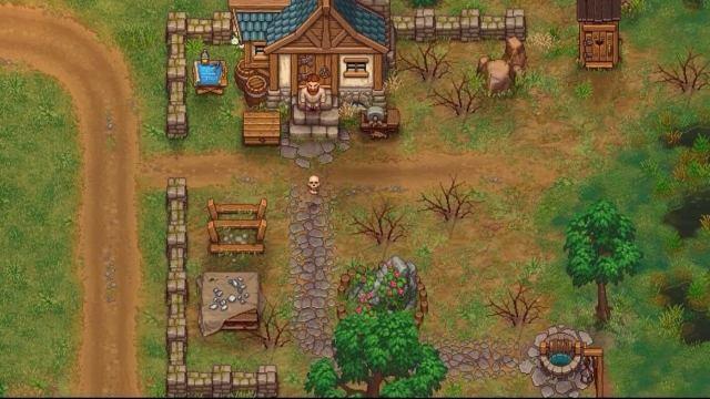 Nintendo Graveyard Keeper