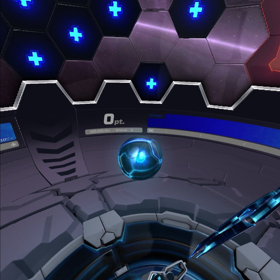 racket:Nx for oculus quest