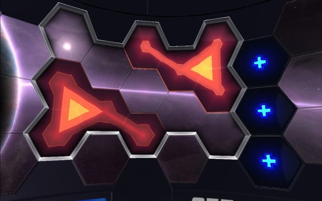 racket:Nx for oculus Quest target areas