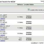 RapidRequest:$500+ for a Denver airport car rental?!?! Barely off-airport rentals