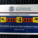 Maybe the CBP should run the TSA – now expediting international arrivals in Atlanta for those with carry-ons only
