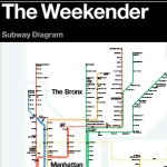 NYtick: MTA's The Weekender somewhat demystefies weekend subway service