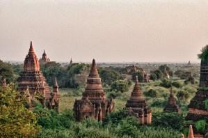 Temples of Bagan, photo by Glenn