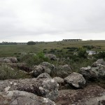 Uruguay in 22 hours (part 1): rocks and watchful cattle at Sierras de Mahoma