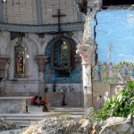 Video: Port-au-Prince church services from the wreckage
