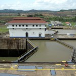 The Panamá Canal Locks: Miraflores and San Miguel on the Pacific side