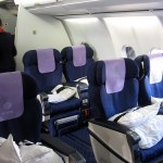 China Eastern A340 business class – not for your aspirational awards