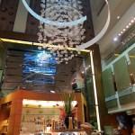 A Holiday Inn Executive Lounge, Shanghai Style