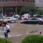 Flash Flood – Swimming Shanghai