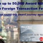 Lufthansa 50k Offer is Back