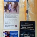 2014 Straphangers Elite Port Authority of NY & NJ Credentials Kit