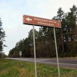 Klooga Concentration Camp, Estonia