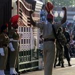The India-Pakistan Wagah Border Ceremony: India Edition