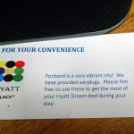 Hyatt Place Portland Maine – The Nightclubs Come Through Your Window
