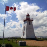 Scenes from Summer's End at Prince Edward Island, Canada