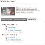 Existing Diners Club Cards Still Have the 3% Foreign Transaction Fee