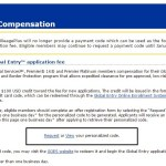 United Elites: Request Global Entry Reimbursement by 1/31