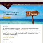 Don't Hurry! Read this Hilarious FlyerTalk Thread Before Jumping on the Etihad 25% Transfer Bonus